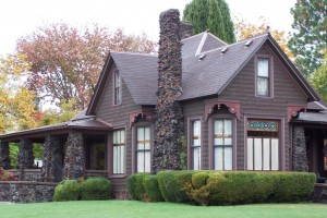 Homes that seem made for Halloween