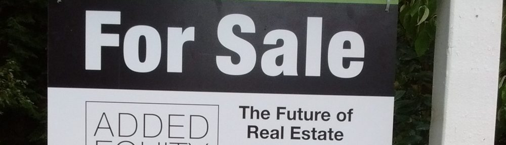Added Equity For Sale Sign